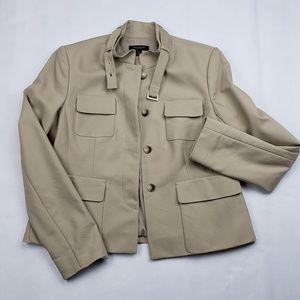 Ann Taylor Safari Jacket 10P